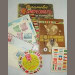 A collection of 1962 ephemera