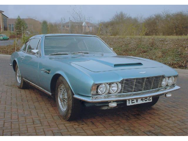 1970 Aston Martin DBS V12 Saloon DBS/5514/R