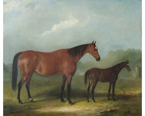 John Ferneley Jnr (1815 - 1862)