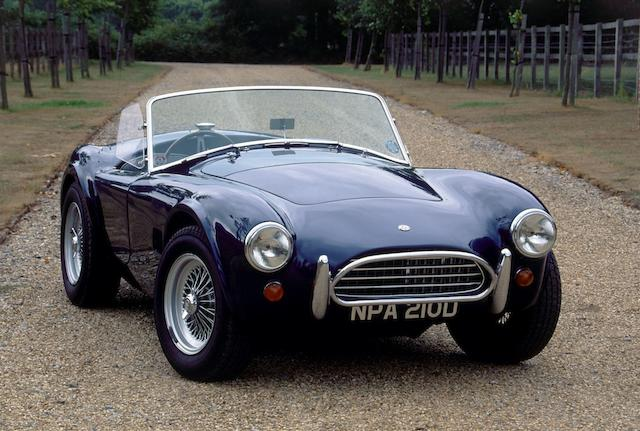 1965 AC Cobra Roadster  Chassis no. COB6055