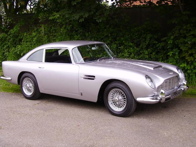 1964 Aston Martin DB5 Sports Saloon,