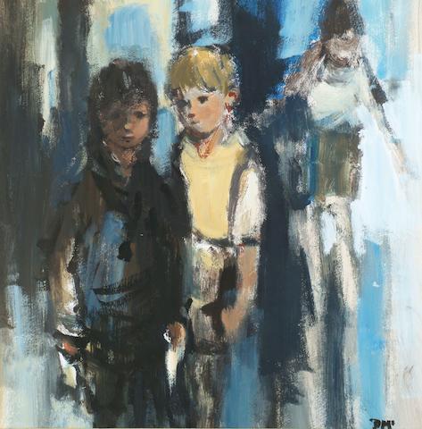 Donald McIntyre (born 1923) 'Child',