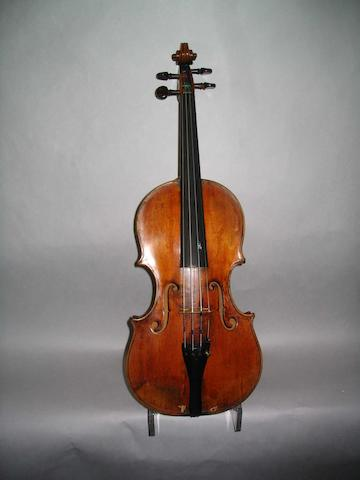 A Violin of quality, Italian School, circa 1800