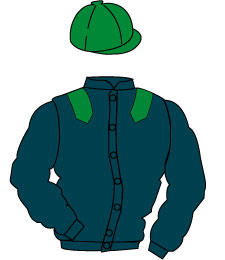 Distinctive Colours: Dark blue, emerald green epaulets and cap