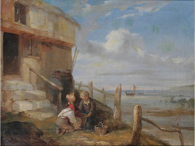 Follower of William Collins (1788-1847) British,