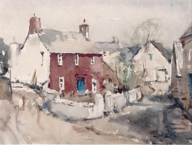 Donald McIntyre (born 1923) 'Aberaeron',