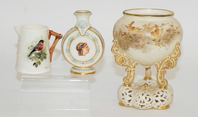 A Grainger's vase