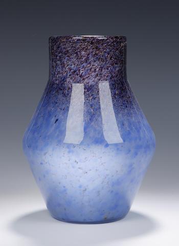 A Monart vase Shape B