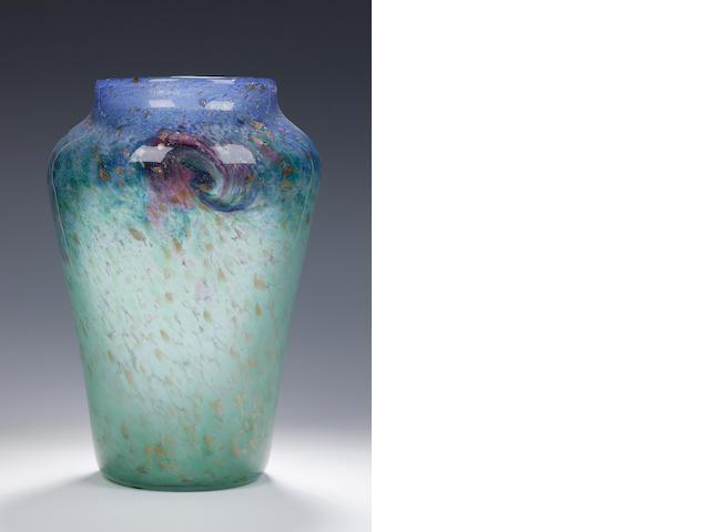 A Monart vase Shape CC