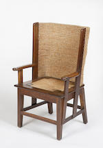 An Orkney chair, childs type