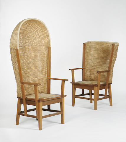 An Orkney chair