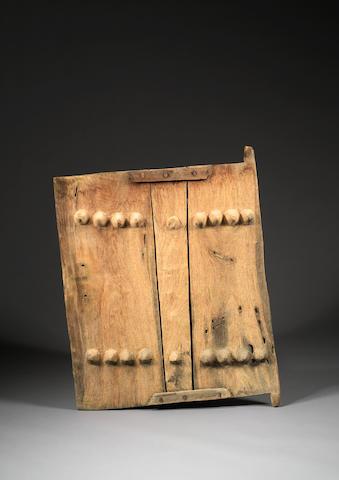 A Dogon door