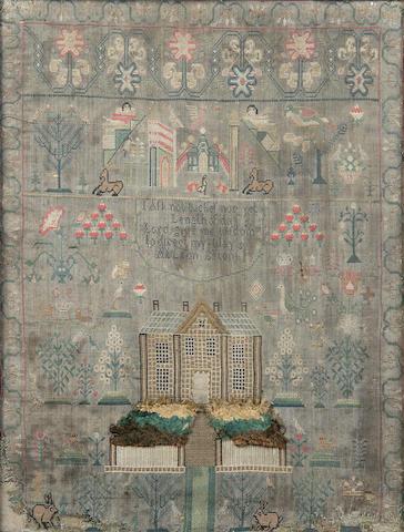 Sampler 1791 (Scottish)