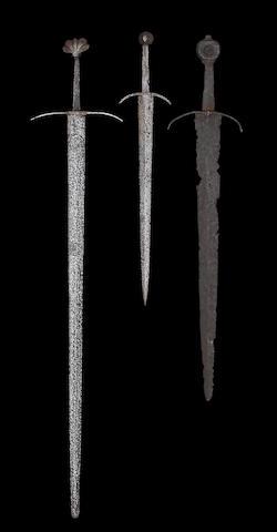 A Medieval Sword