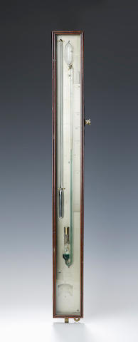 An early 19th century wall barometer