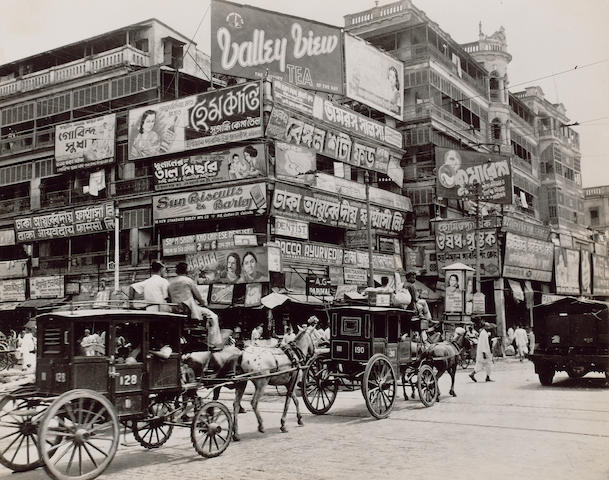 WADDELL (CLYDE) 'A Yank's Memories of Calcutta, 1946'