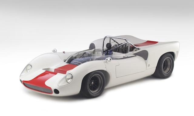 1966-67 Lola-Chevrolet T70 Mark III Spider,