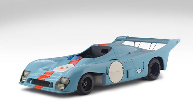 1974-75 Gulf Mirage Cosworth Type M8,