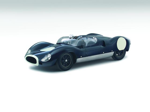 1959-60 Cooper Monaco Climax Mark 2,