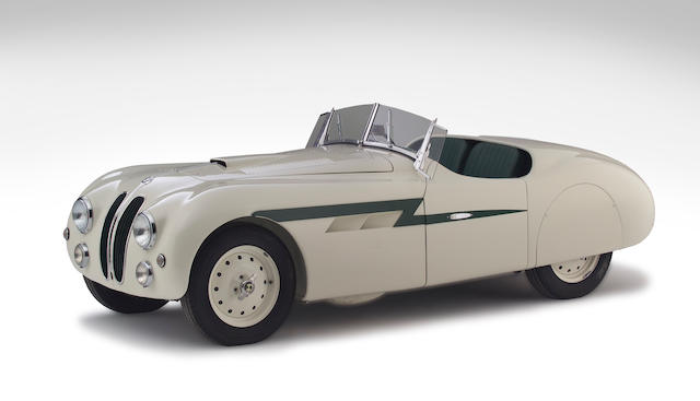 The Ex-Dickie Stoop Spa 24-Hours,1946-47 Frazer Nash-BMW 328 Sports and Touring Two-Seater  Chassis no. 854.27