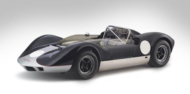 The Ex-George Wintersteen/John Cordts,1965 McLaren Chevrolet M1A Sports-Racing Two-Seater  Chassis no. '20/10'