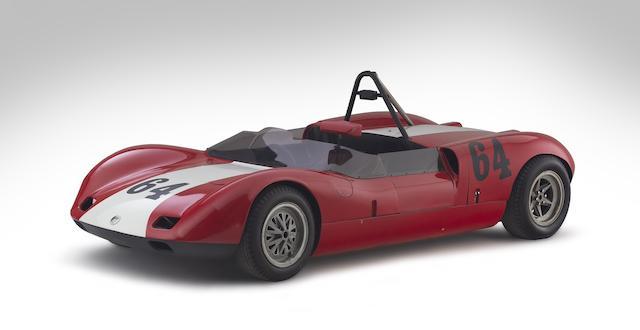 1964 Elva-Lotus-Ford Mark VIIS Sports-Racing Two-Seater