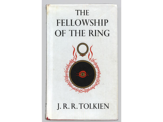 TOLKIEN (J.R.R.) The Lord of the Rings, 3 vol., FIRST EDITIONS