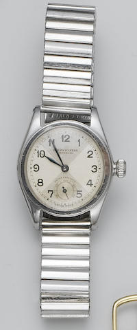 Rolex. A mid size stainless steel wristwatch Oyster Extra-Precision, 1930's