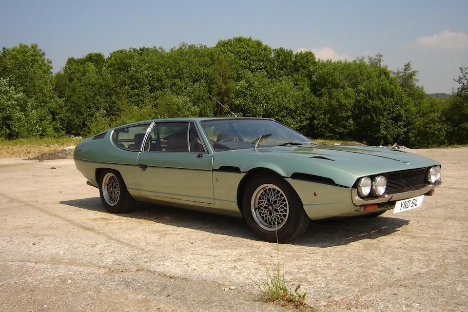 1972 Lamborghini Espada Series II Coupé  Chassis no. 8886 Engine no. 40936
