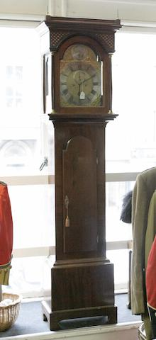 An early 19th century longcase clock David Watson Dundee