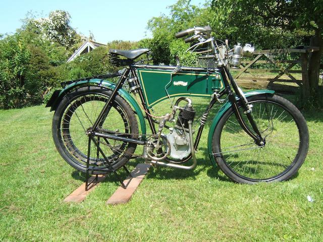 1903 Kerry 308cc 2½hp  Frame no. 4903 Engine no. SC419