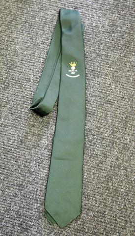 Bertie Auld's Championship tie