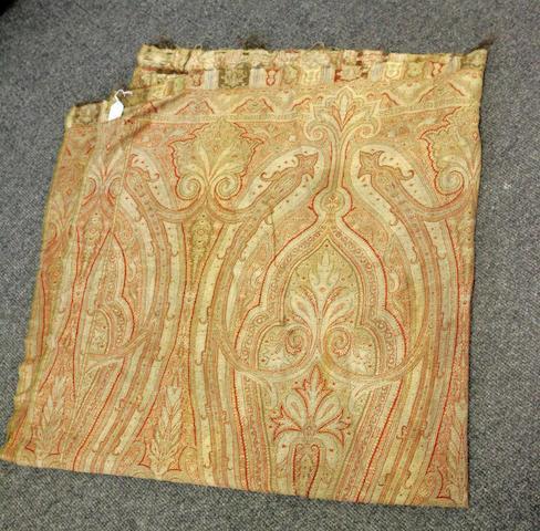 A Paisley shawl