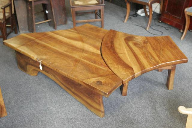 Tim Stead MBE 1952-2000 A coffee table