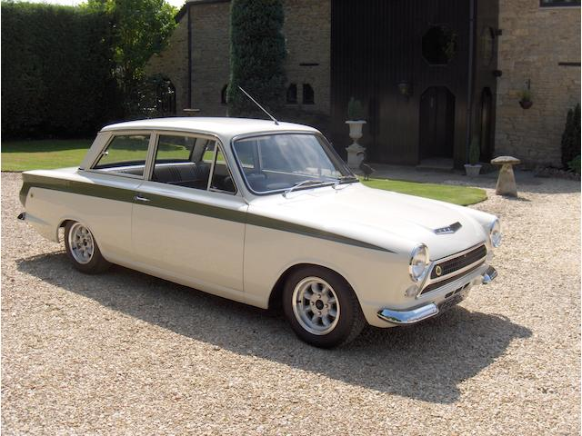1964 Ford Lotus Cortina Mk1 Special Equipment Saloon Z74D424157