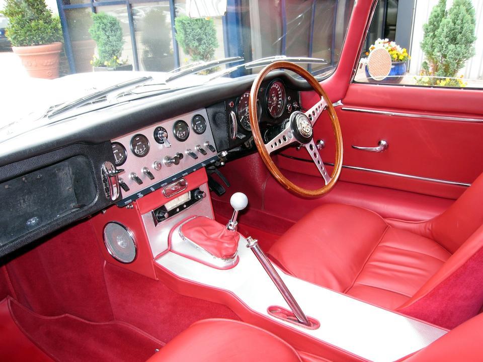 1962 Jaguar E-Type Series 1 3.8-Litre Coupé  Chassis no. 860669 Engine no. R6188-9