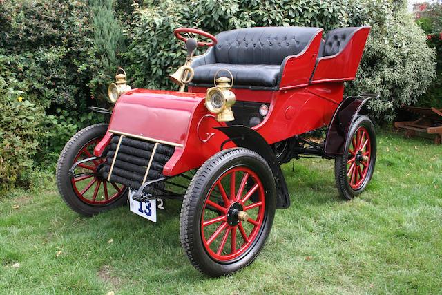 1903 Cadillac Model A,