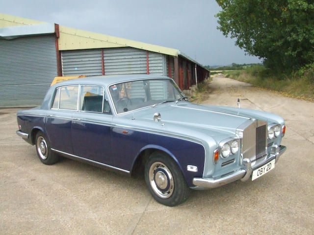 1966 Rolls-Royce Silver Shadow,