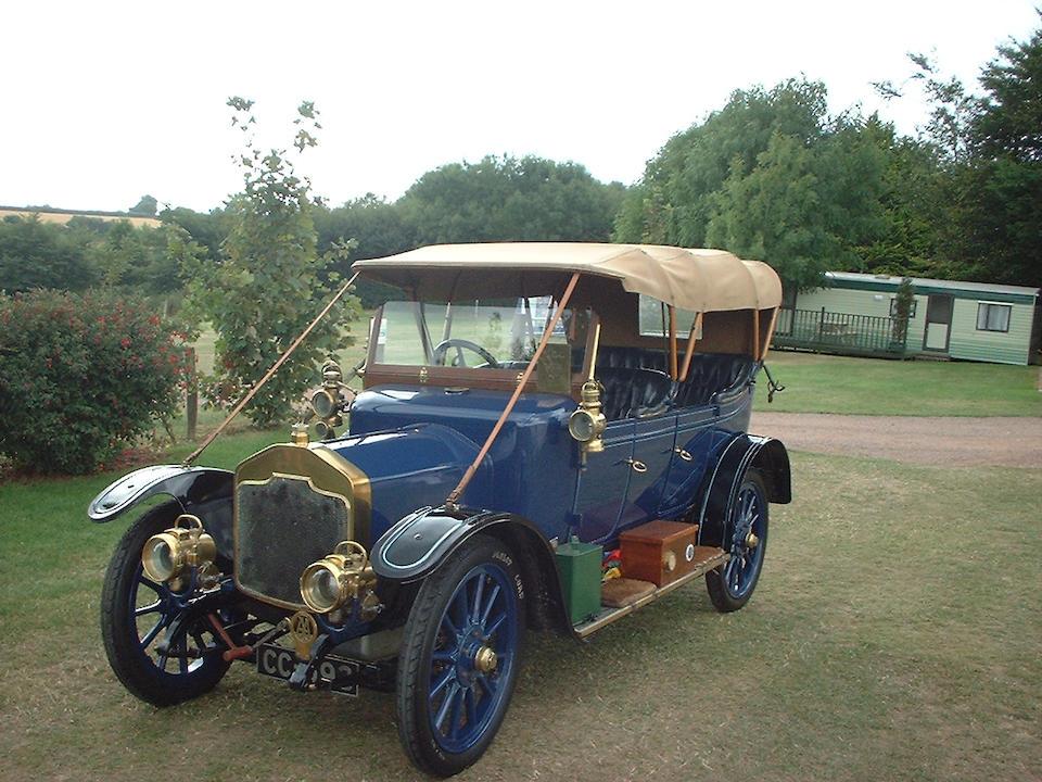 1911 Rover 12hp Tourer  Chassis no. 515 Engine no. 515
