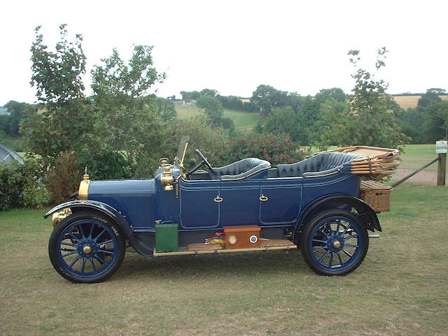 1911 Rover 12hp Tourer,