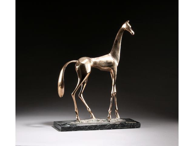 Arthur Dooley (1929-1994) Horse,