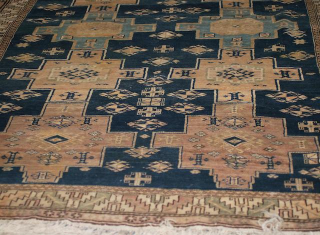 A Karabagh Khelleh rug