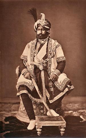 BOURNE & SHEPHERD Ranbir Singh, Maharaja of Jammu and Kashmir, and another, 1877