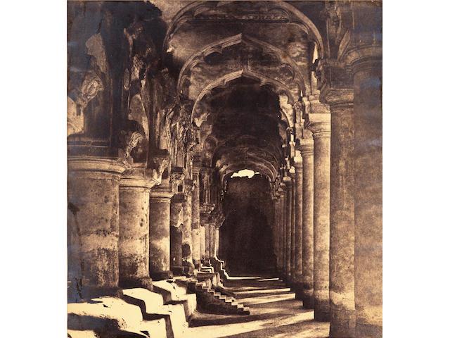 TRIPE (LINNAEUS) Photographic Views in Madura, 1858