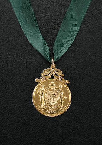 1896 F.A. Cup Winner's medal