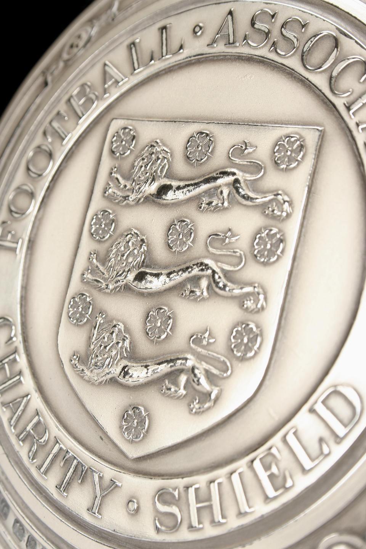 1964 Charity Shield trophy