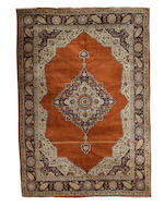 A Sivas carpet West Anatolia, 10 ft 8 in x 7 ft 4 in (325 x 224 cm)