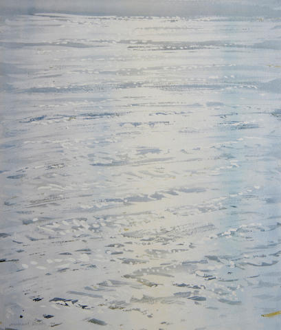 Michael Woods (Contemporary) Sunlight on water