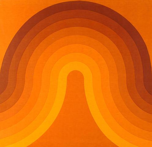 Verner Panton (Danish, 1926-1998) Wave.