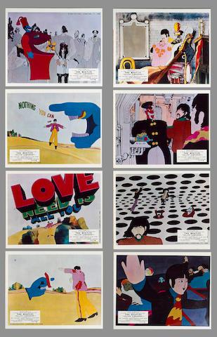 Yellow Submarine, United Artists, 1968,